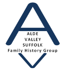 Alde Valley Suffolk Family History Group